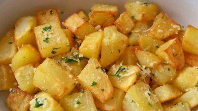 Photo of Batatas Souté é uma delicia de receita