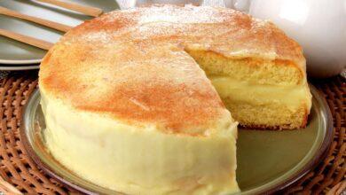 Photo of Bolo de Milho com Curau (receita deliciosa)