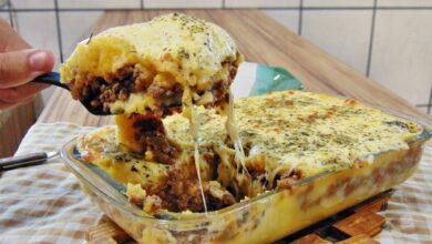 Photo of Fricassê de carne moída, um prato diferente que toda sua família vai adorar.