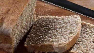 Photo of Receita de pão integral caseiro muito fácil e rápida