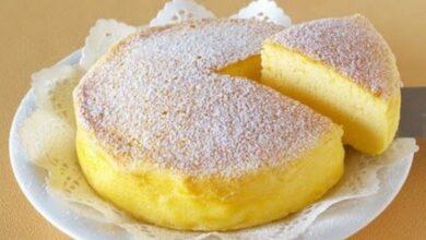 Photo of Torta de queijo: Deliciosa e leva apenas 3 ingredientes