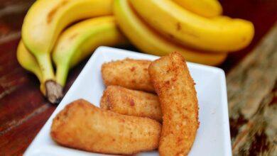 Photo of Banana à milanesa que ninguém resiste! Simples e fácil de fazer
