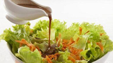 Photo of Salada ao Molho de Shoyu e Alho
