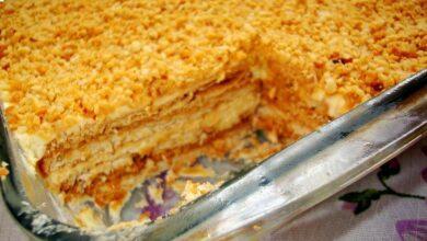 Photo of Torta doce paulista, super cremosa e gostosa