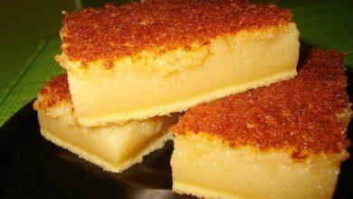 Photo of Bom-bocado de fubá, receita simples, prática e deliciosa