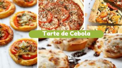 Photo of Receita de Tarte de Cebola
