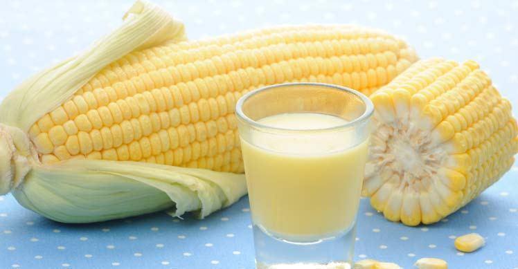 Suco de Milho Caseiro - Suco de Milho Caseiro
