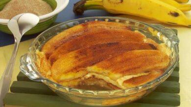 Photo of Banana Mineira: Sobremesa fácil e deliciosa