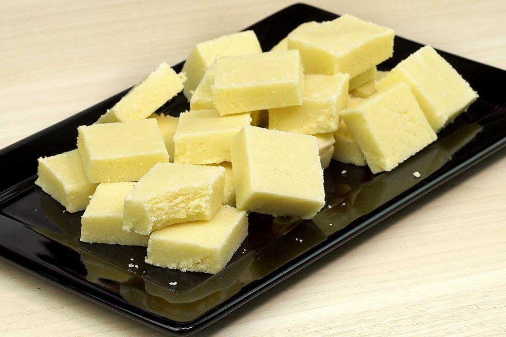 Docinho de Leite Ninho Cozido de 3 Ingredientes - Docinho de Leite Ninho Cozido de 3 Ingredientes