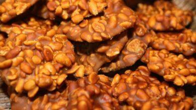Photo of Pé de Moleque de rapadura com 4 ingredientes