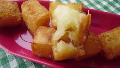 Photo of Mandioca frita cremosa maravilhosa
