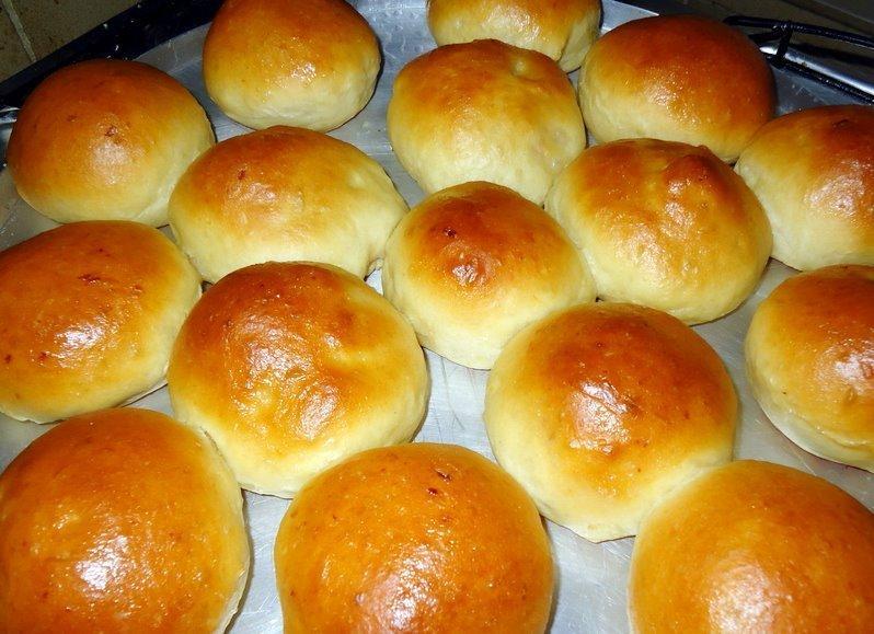 Pãozinho de Batata simples s - Pãozinho de batata simples: Receita maravilhosa!