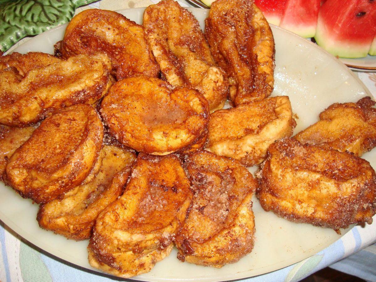 Receita de Rabanada fácil e deliciosa