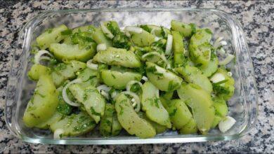 Photo of Salada de Chuchu Fácil